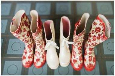designer wedding boots