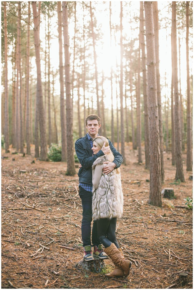 Engagement Shoot Berkshire