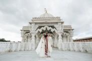 Neasden Temple weddin