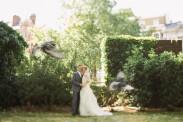 Number 11 Cavendish Square wedding