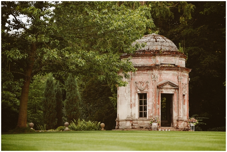 larmer tree gardens weddings